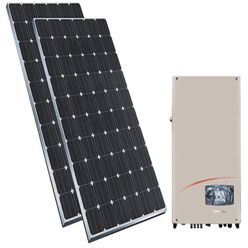 MUGEN - WEDOSOLAR-ON GRID 10 KW