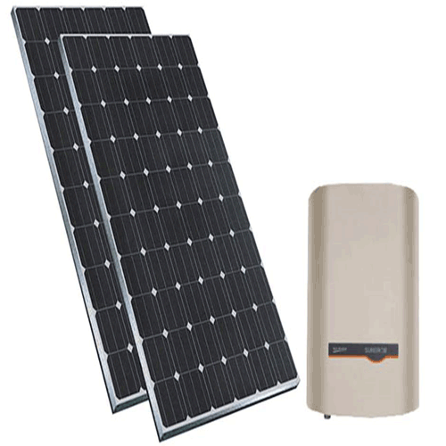 MUGEN - WEDOSOLAR-ON GRID 3 KW